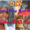 Bentonite Clay Hair Mask