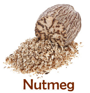 nutmeg for Boost Your Brainpower
