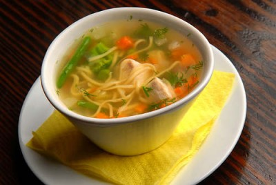 soup chicken sweet  to Boost Immunity