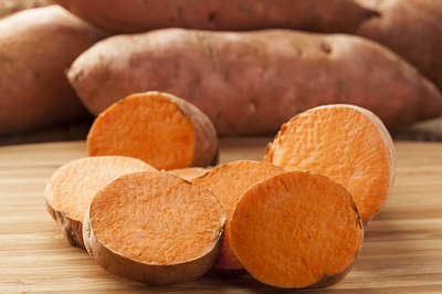 sweet-potatoes- to Boost Immunity