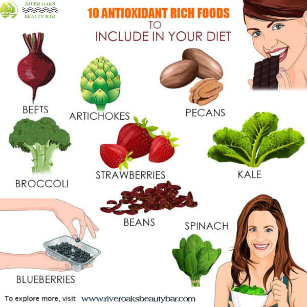 10-antioxidant-rich-foods
