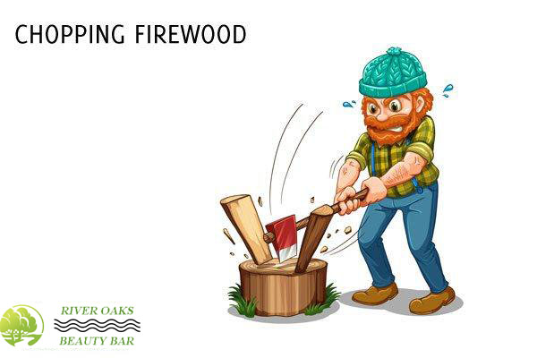chopping-firewood